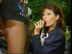 Lady Like Black Bike tube porn video