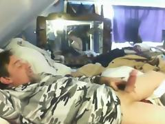 Daddy letting her do all the work tube porn video