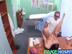 FakeHospital Patient seduces doctor tube porn video