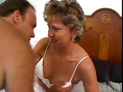 Mature and flexible tube porn video