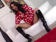 Solo Model Roxy Jezel Masturbates Using Toys In Reality tube porn video